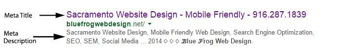 search engine optimization, Sacramento SEO company, website design, wordpress design