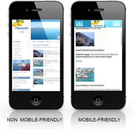 Is Your Website Mobile Friendly, blue frog web design, sacramento website design