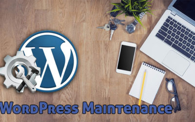 WordPress Maintenance – Website Maintenance