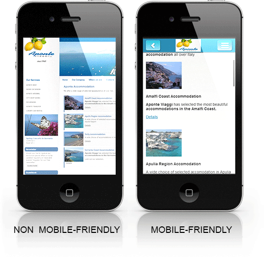 Is Your Website Mobile Friendly, blue frog web design, sacramento website design