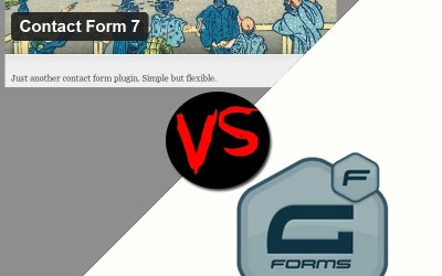 Contact Form 7 Versus Gravity Forms