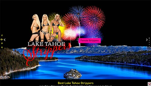 Lake Tahoe Strippers