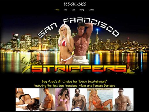 San Francisco Exotic Dancers