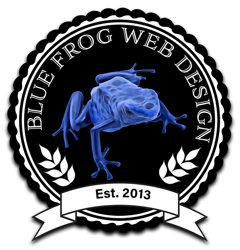 Blue Frog Web Design & Digital Marketing. Sacramento CA