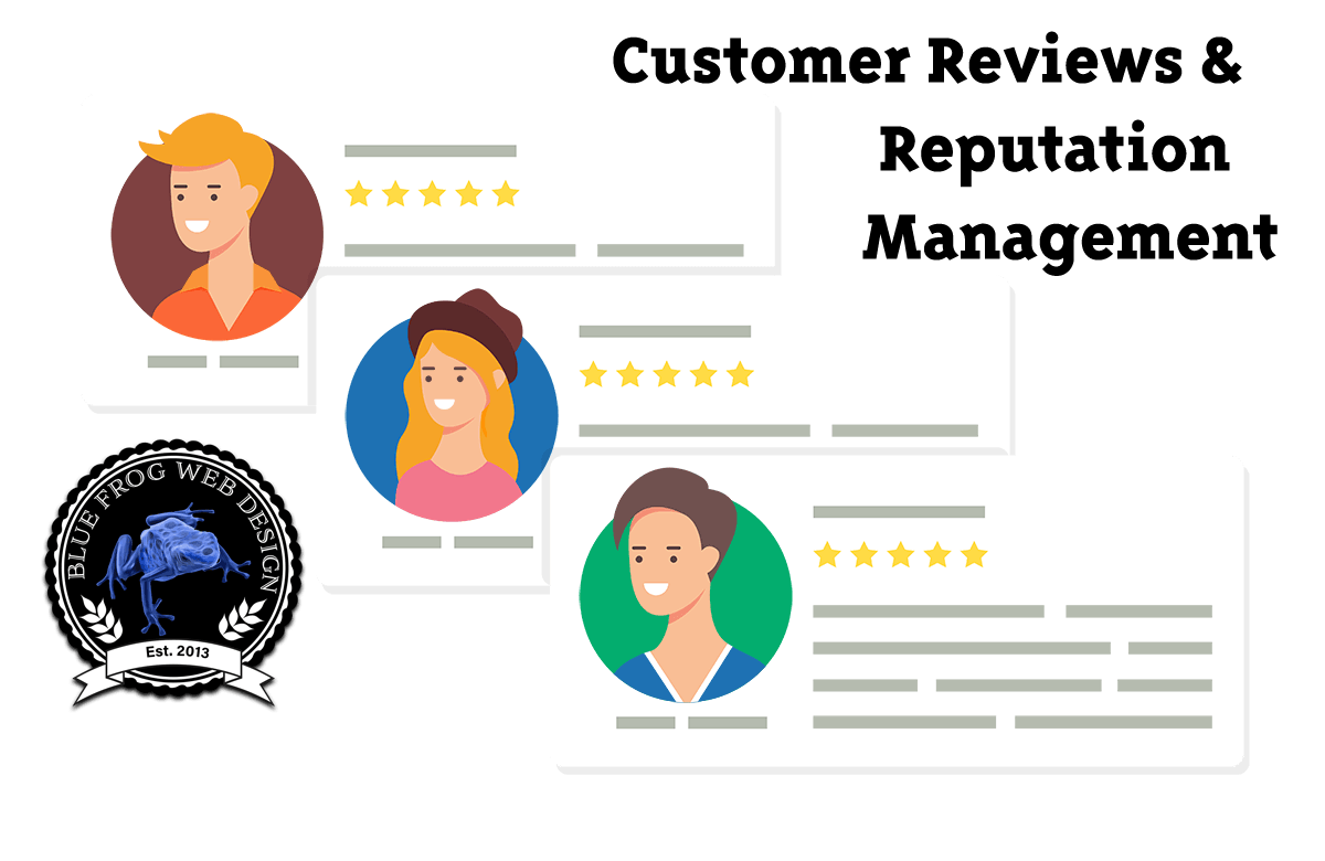 Customer Reviews & Reputation Management