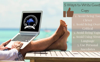 5 Ways to Write Good Ad Copy
