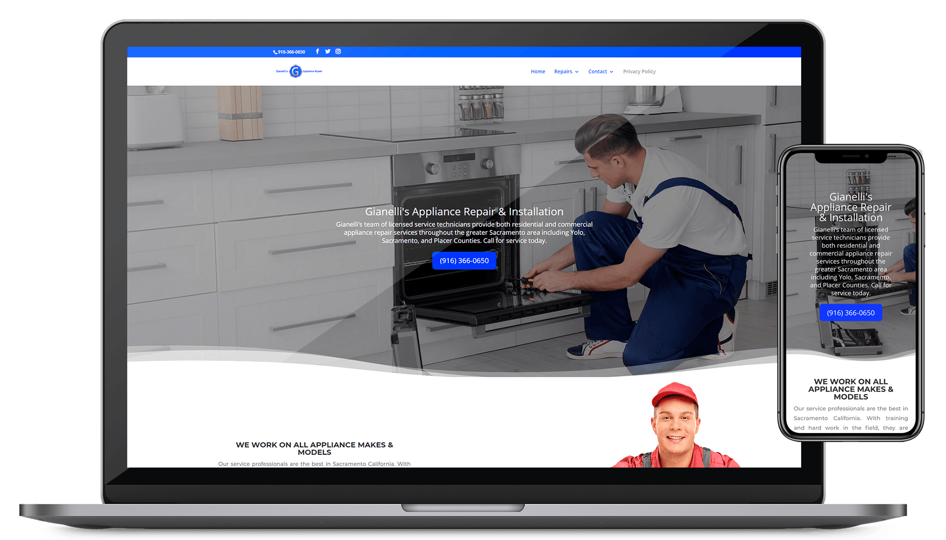 Blue Frog Web Design makes the Best Repair Websites! Do you have a Repair business that needs a modern website? Call us today!  #WordPress. #ResponsiveDesign. #SEO. #MobileFriendly. #Marketing. #GraphicDesign